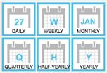 Gantt Calendar Views